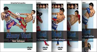 Muay Thai DVD Bundle