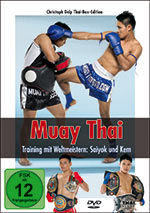 Muay Thai Training mit Weltmeister