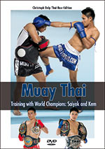 Muay Thai Training with World Champions: Saiyok and Kem